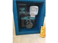 Lomography Diana F+ Flash Film Camera Kit With Original Box & Accessories