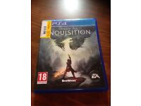 Inquisition Dragon age PS4 game