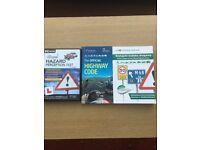 Croydons driving licence books and hazard perception cd. Brytyjsko polskie ksiazki do prawa jazdy