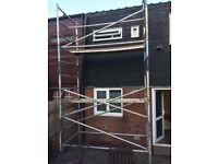 2x Scaffolding Towers for sale