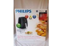 Ex-Demo - Nearly New - PHILIPS HD9230/20 Viva Airfryer - Ink Black - RRP £199
