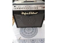 Hughes and Kettner Attax 100 Guitar Amplifier