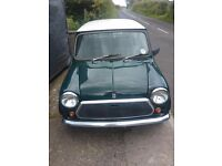 1985 Mini Mayfair 998cc. Offers invited around £2000