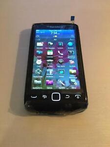 BlackBerry Torch 9860 8GB - UNLOCKED - RARE - Guaranteed Activation + No Blacklist