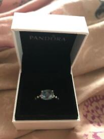 Beautiful pandora ring size n