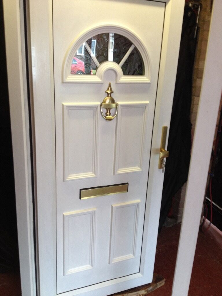 Upvc Front Door Frame Amp Keys In Wickford Essex Gumtree