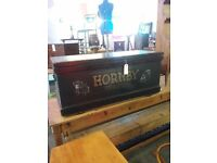 Hornby style toy chest