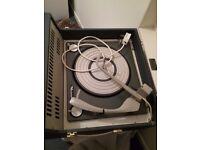 Vintage dansette record player