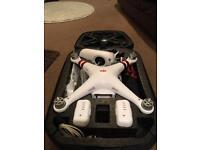 DJI Phantom 3 standard 2.7k camera drone