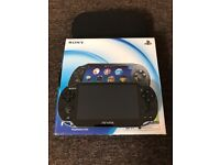 Sony PS Vita WiFi with 4 games