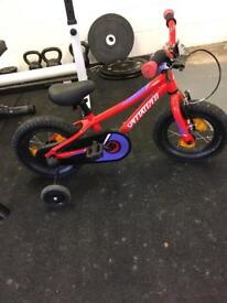 Bike Specialized toddler red