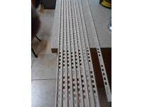 Tiles edging strips ten available 2.4m long