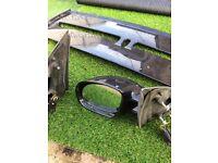 Vauxhall corsa c wing mirrors