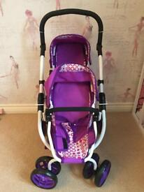 Baby's toy pram. Ideal Christmas present