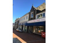 33 QUEEN ST .NEATH town center SA11 1DN .A3 LICENCE-Suitable coffee shop takeway retail business