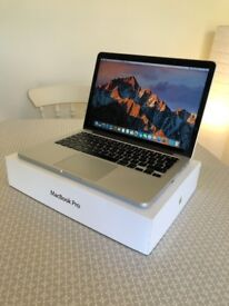 MacBook Pro - Retina Display - 13 inch - Mid 2014 - Immaculate Condition