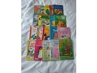 20 ladybird books