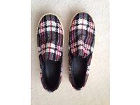 Celine Skate Slip On Shoes Sneaker UK5 used in good condition