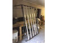 Daihatsu Fourtrak original full length roof rack , very rare , good condition