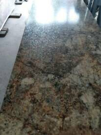 kitchen worktop 3.6m brand new. with edging strip