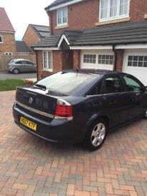 Vauxhall Vectra Low Miles New Shape!