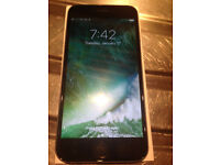 iPhone 6 16GB Grey Mint Condition