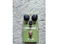 Maxon Distortion and Sustainer Pedal