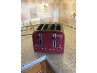 Dualit 4 Slot / Slice Toaster