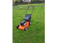 Husqvarna Self Drive petrol lawnmower