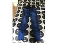 Maternity jeans size 10