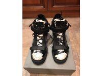 Giuseppe Zanotti Snake Skin Designer Shoe Size 44 / 10