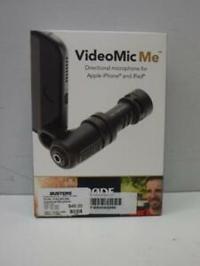 RODE Directional Microphone for Apple iPhone/iPad - We Buy and Sell iPhone Accessories - 117064 - SR918405