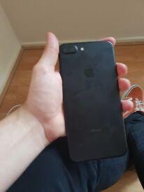 I phone 7 plus , unlocked , boxed with everything
