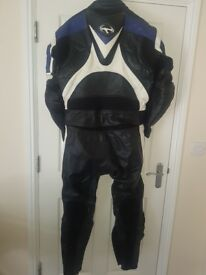 used 2 piece motorcycle leathers