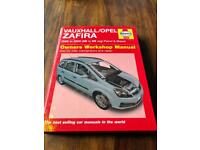 Haynes manuals books for sale gumtree vauxhall zafira b 05 onwards haynes workshop manual fandeluxe Image collections