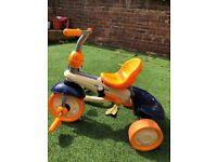 SmarTrike (smart trike) 4 in 1 tricycle with box