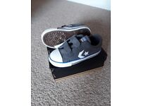 Brand new Converse kids trainers in infant size 9