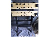 Workbench unused, small size
