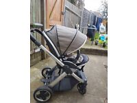 babystyle oyster 2 AND carry cot AND much more