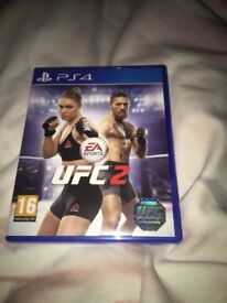 UFC 2 (for Sony Playsation 4)