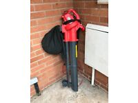Sovereign electric leaf blower