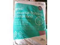 Plaster board adhesive, dot n dab, bonding compound, SINIAT G-TEC