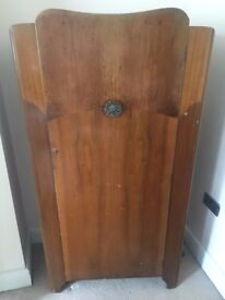 £30 ONO Antique LEBUS Gentlemans' Wardrobe - collection only in East Finchley