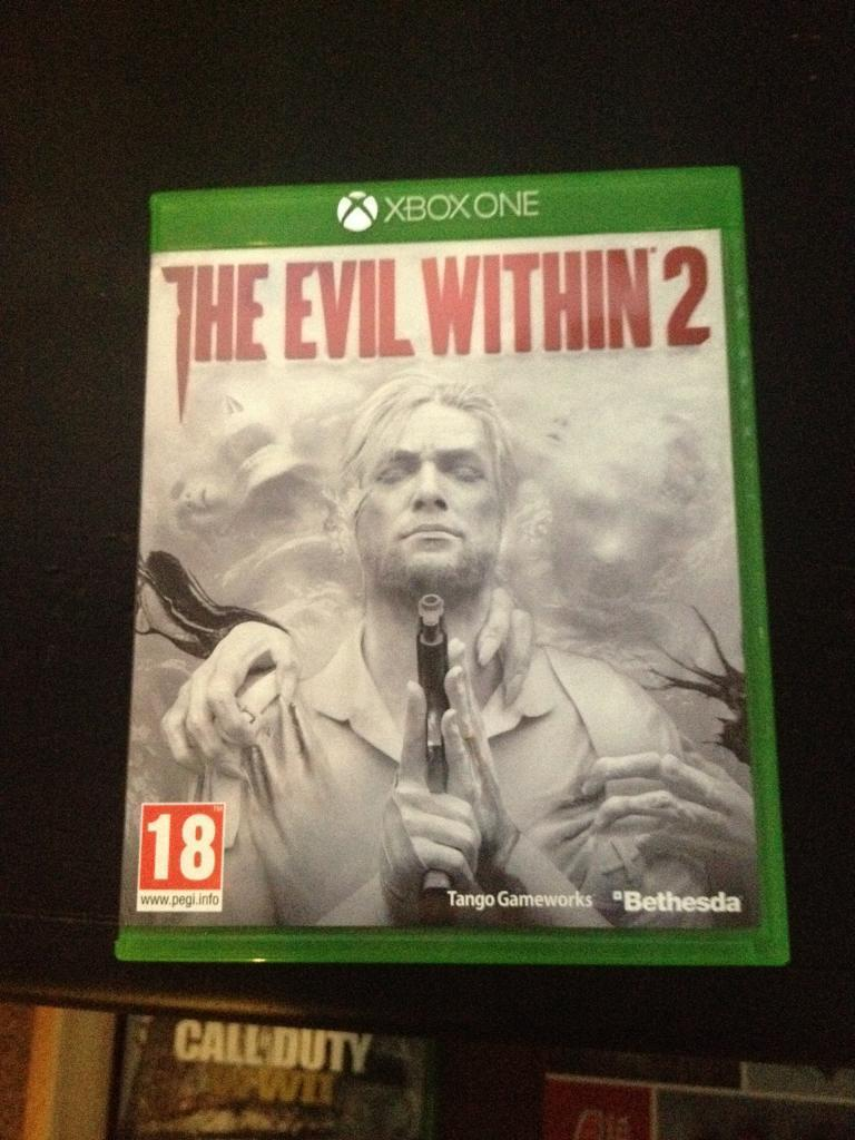 Xbox one evil within 2 £30 Ono