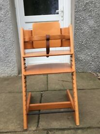 Tripp trap high chair