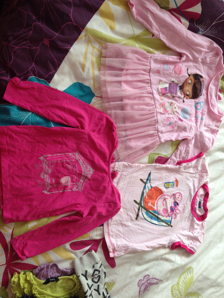 Girls clothes bunlde 3-4 yrs old