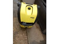 karcher pressure washer working but sold for spares