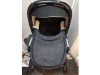 Jane car seat pram