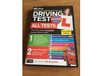 UK Driving Theory Test 2016 PC DVD-rom
