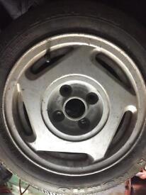 """Vw polo gt 13"""" wheels"""